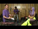 Ники дала интервью Тиму Вествуду на радиостанции BBC Radio 1 (Часть 3)