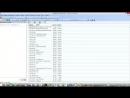 Урок №13 Создание точечных объектов в MapInfo из файлов Excel