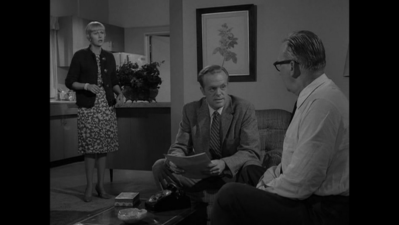 The Twilight Zone s5e14 / You Drive