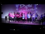 Отчётный Концерт студии танца DNSJ SchooL вступительное видео!))