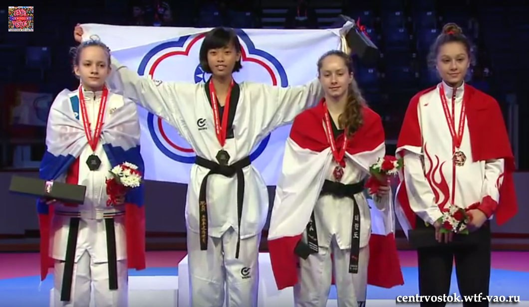 WTF_Taekwondo_Junior_Female-52kg