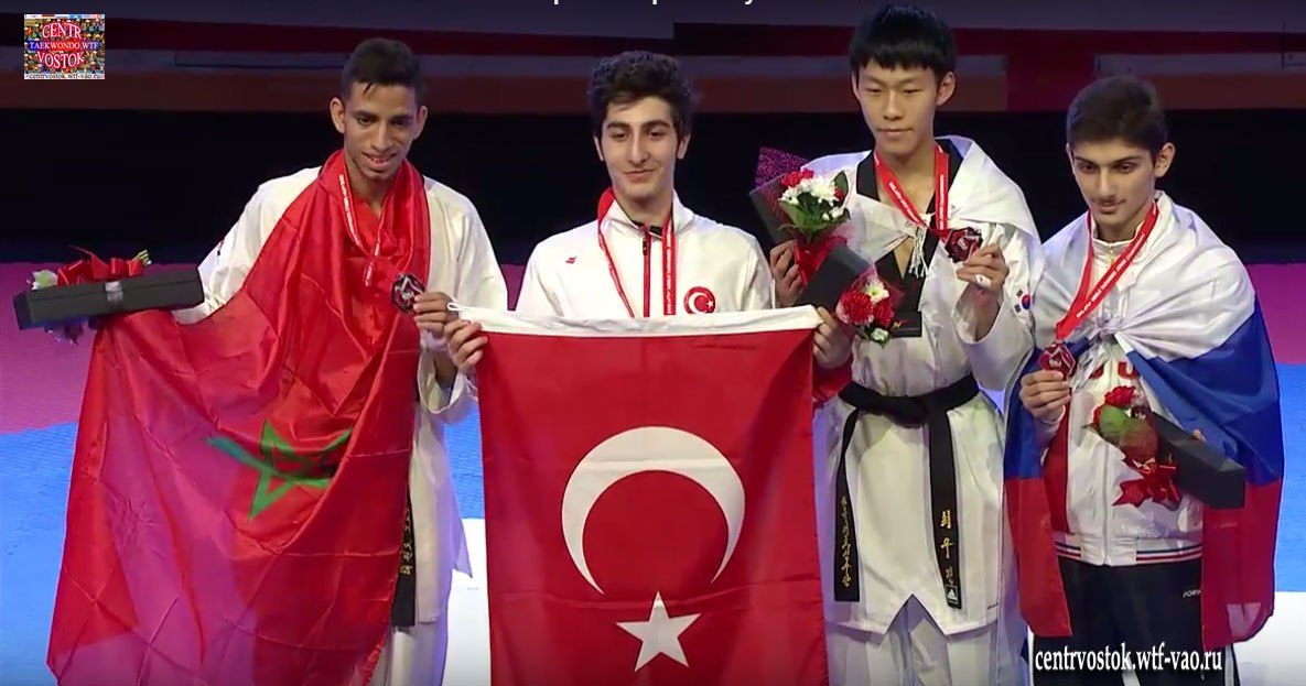 WTF_Taekwondo_Junior_Male-59kg