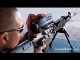 AR-15 на стрелковом дне SHOT Show 2017