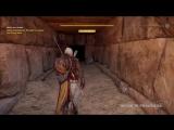 18 минут геймплея Assassins Creed: Origins с Xbox One X.