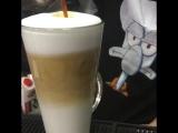 Красти краб кофе, бариста , латте