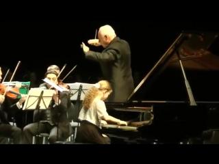 Concert of Vl. Spivakov and Chamber Orch estra Moscow Virtuosi with V. Kutuzova 12.02.2015