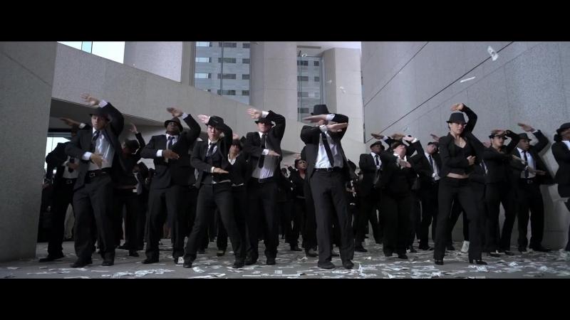 Крок вперед 4 Шаг вперед 4 Step Up Revolution Movie Clip Corporate Flashmob New 2012