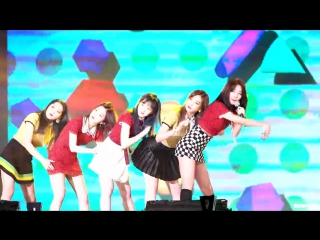 [Fancam-Red Velvet-Wendy]170114 골든디스크 Russian Roulette