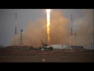 Запуск ракеты 19.10.2016