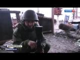 500 украинских мин и снарядов по Донбассу за сутки (Репортаж А.Сладкова)