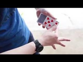 Halph by PH ONTHEROOF | Обучение фокусам | Tutorial | Magic-Tricks.Ru