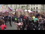 На акции протеста в Москве задержаны десятки человек