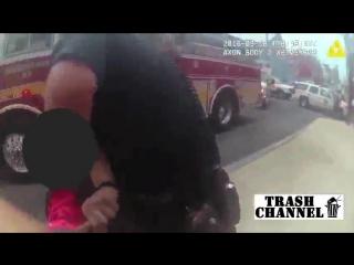 Полиция наказала малолетку за прогул школы