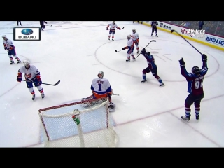 Highlights: NYI vs COL Jan. 6, 2017