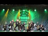 батл студии TODES-Череповец, высшая лига, фестиваль школ-студий TODES в Москве, 13 декабря 2016