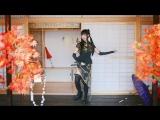 【晚香玉】极乐净土 Gokuraku Jodo· 花魁与金丝雀【今宵与你尽情绽放】枫叶萧萧金丝雀
