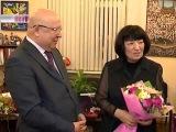 Пианистка Элисо Вирсаладзе первой сыграла на новом рояле Стейнв