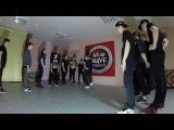 Baby H.I.T. Monster vs Baby Girl Daze  Tour 5  Raw League Novgorod the Great
