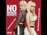 Bebe Rexha  ft Nicki Minaj   No Broken Hearts  Dav Remix vs DJ Adriano Edit electro house remix