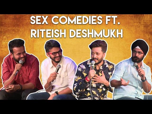 EIC vs Bollywood: Sex Comedies ft. Riteish Deshmukh » Freewka.com - Смотреть онлайн в хорощем качестве