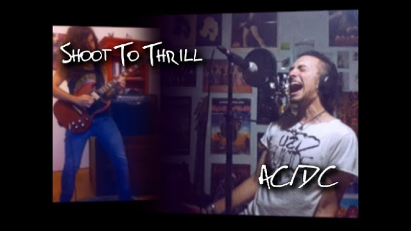 Shoot to Thrill - AC/DC (Cover by L'aintr) feat. J. Pandora