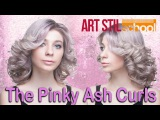 The Pinky Ash Curls