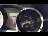 Mitsubishi Lancer 1.6 Turbo 0-220 hızlanma