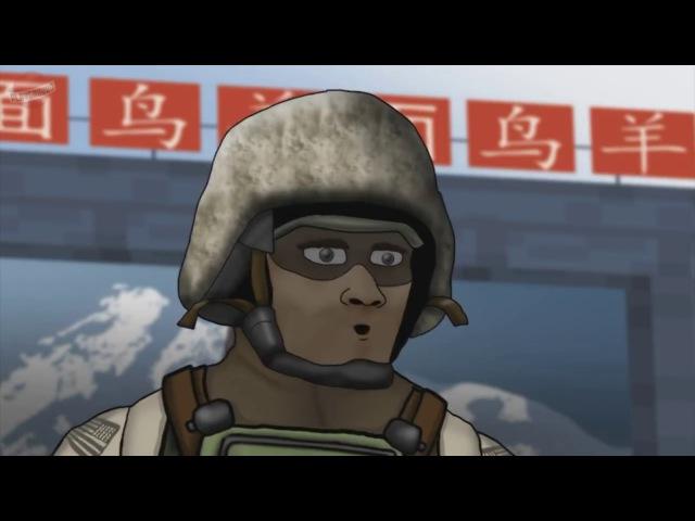 Друзья по Battlefield - Весь 5 сезон - Battlefield Friends