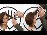 3 Ways to cut a side sweeping fringe