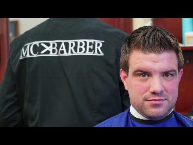 Haircut Tutorial: Fohawk