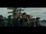 Pirates of the Caribbean dead man tell no tales trailer 06 remake