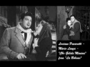 The dueling tenor's- part 2- Che Gelida Manina Lanza, Pav.
