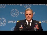 Gen Mark A Milley U.S Army chief staff we will stop you and beat you harder you ever beaten before