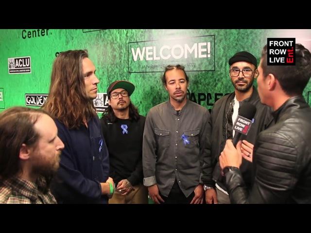 Incubus Talk Recording Album 8 w Skrillex Summer Tour w @Robertherrera3