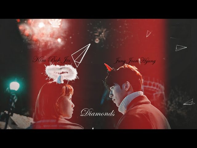Weightlifting Fairy Kim Bok Joo || Kim Bok Joo Jung Joon Hyung ►Diamonds