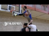 CRAZY Dunk Session! Jonathan Clark &amp New Williams Show OUT!!