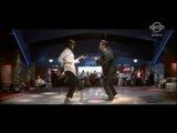 Uma Thurman and John Travolta (Pulp Fiction) #coub