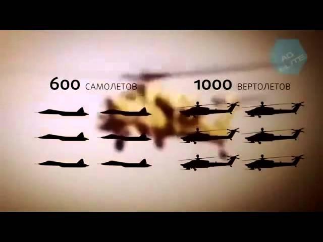 Миру показана личная Армия Путина!!ШокСверхсекретное оружие!!