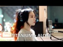 Titanium Alone ( cover by )