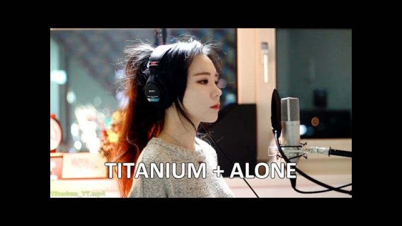 Titanium Alone ( cover by J.Fla )