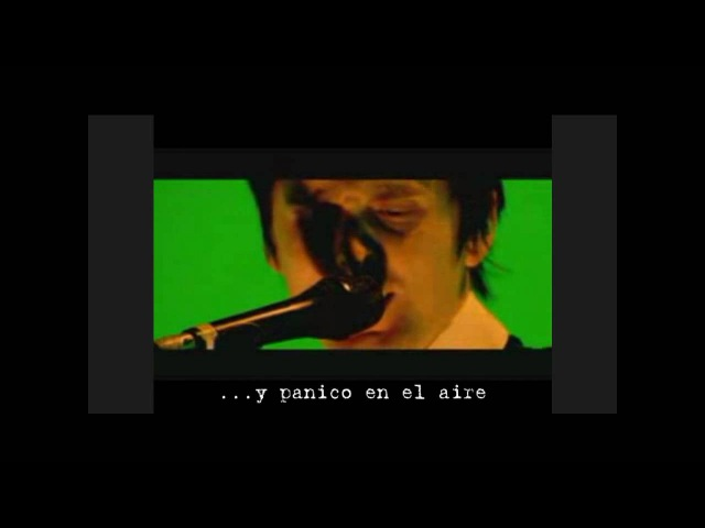Muse - Map Of The Problematique [Sub. Español]