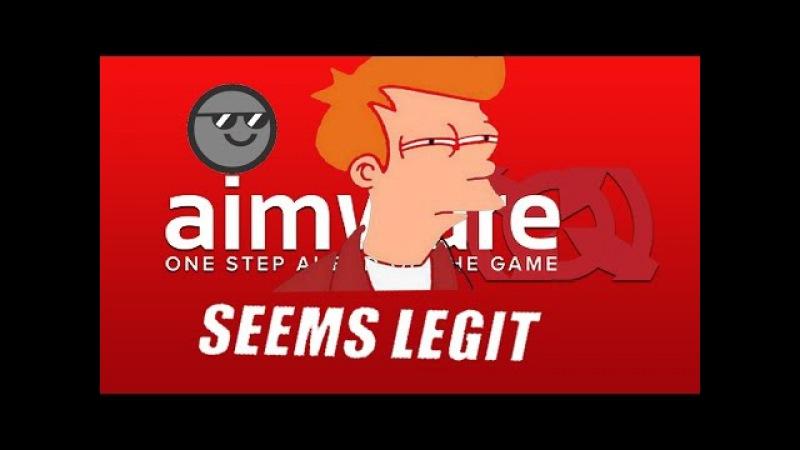 Aimware Legit Config Showcase