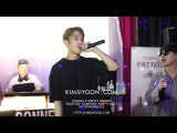 FANCAMSIYOON 20170818 01. TALK TO YOU (with PRETTY BROWN) ROOFTOP COMPANY PARTY