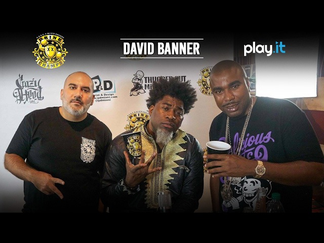 David Banner (Full) - Drink Champs ThirstyThursday