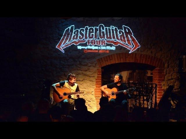 Wasted Years (Iron Maiden) Acoustic - Thomas Zwijsen Ben Woods