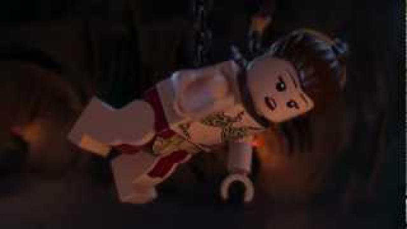 LEGO® Star Wars™ - Rancor Pit 1, Yoda krónikái