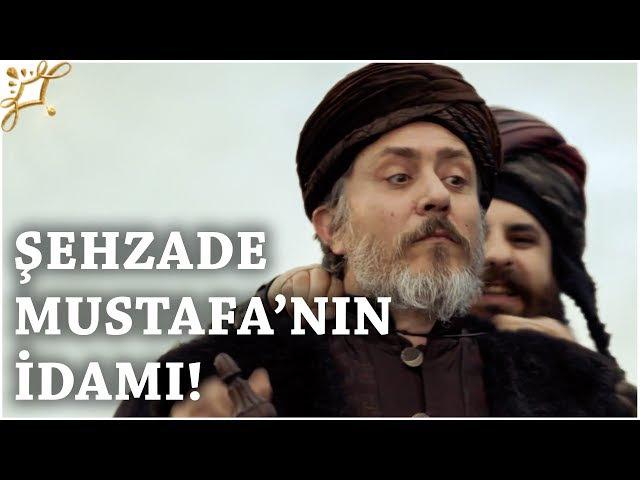 Muhteşem Yüzyıl Kösem - Yeni Sezon 26.Bölüm (56.Bölüm) | Şehzade Mustafanın İdamı!
