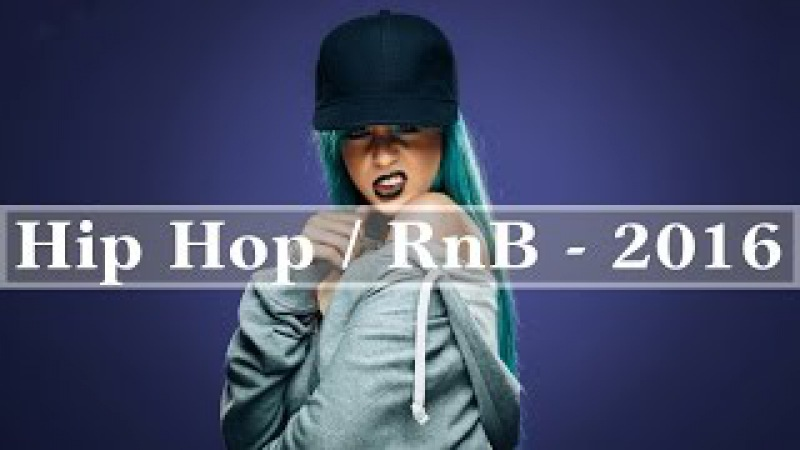 New Best Hip Hop Urban RnB Club Dance Music 2016 - Best Club Music Hits Mix 1