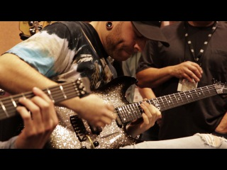 NAMM 2017: Plini & Aaron Marshall Live At The Dunlop Booth -Pt 2