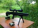 VL-12 long 5,5 ствол LW тест пуль